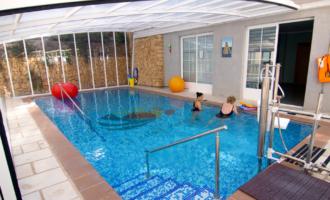 ¿Cómo disfrutar de tu piscina durante todo el año?